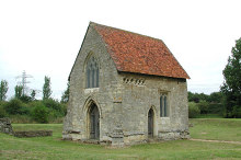 Bradwell Abbey, Chapel of Our Lady of Bradwell, Buckinghamshire © John Salmon